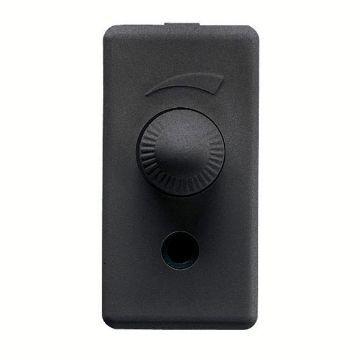 Poza cu Variator Gewiss 1 Modul 100-900W, System negru, GW21803