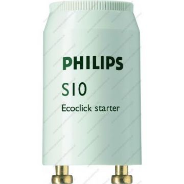 Picture of Starter Philips S10 4-65W SIN 2BUC BL