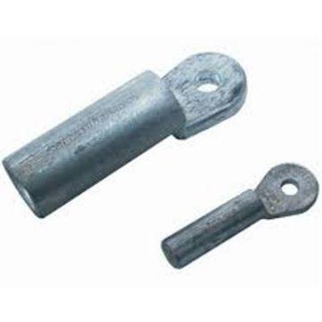 Poza cu Papuc aluminiu 10 mm M8 Klauke