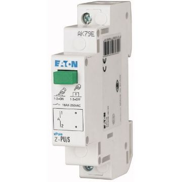 Picture of Push button Eaton, Z-PU/SS