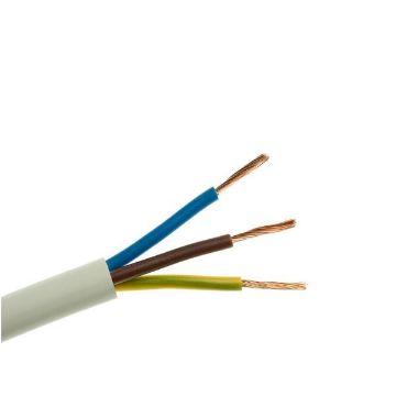 Picture of Cablu flexibil MYYM 3x1.5 folie 100M
