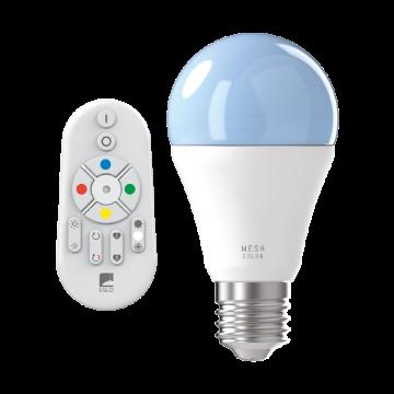Poza cu Eglo Connect Starter kit bec LED 9W RGB 806LM 11585