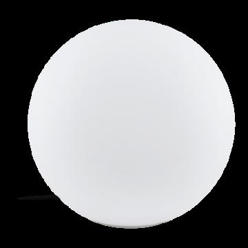 Poza cu Eglo Connect lampadar LED exterior Monterolo White-C 98106
