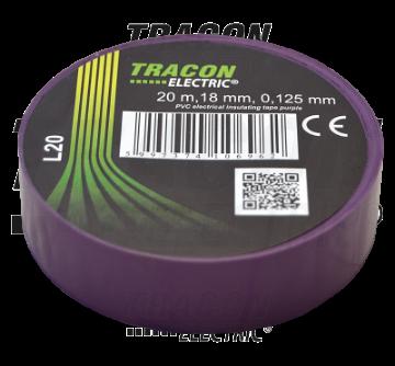 Picture of Banda izolatoare Tracon 20M violet
