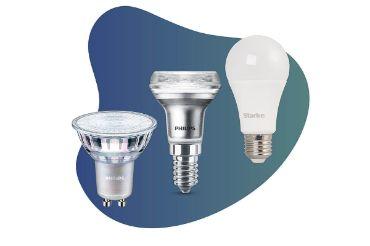 Poza pentru categoria Becuri LED