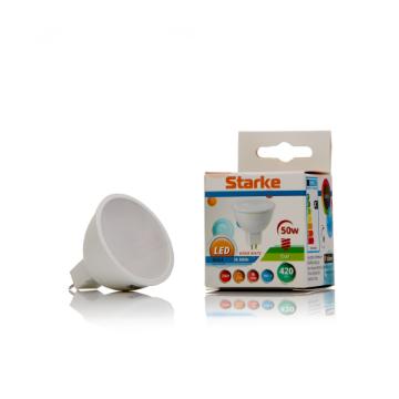 Poza cu Bec LED Starke Plus GU5.3 6W 420LM lumina calda ST00806