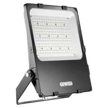 Poza cu Proiector LED Gewiss ELIA 200W 26000lm 4000K IP66 Asimetric GWF1100VC840