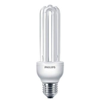 Poza cu Bec economic stick, Philips Economy, 23W, E27, lumina rece, 1390LM