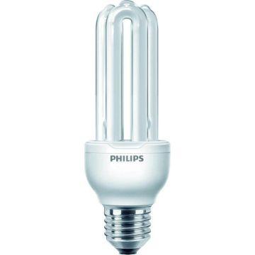 Poza cu Bec economic Philips Economy Stick, forma stick, 20W, E27, lumina calda