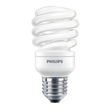 Picture of Bec economic Philips Economy Twister 12W, E27, lumina rece, 700LM