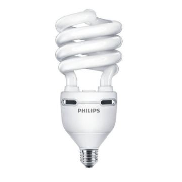 Picture of Bec economic spirala Philips Tornado High Lumen 45W, E27, lumina rece, 3080LM